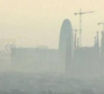 Alerta por contaminación atmosférica en el Area de Barcelona