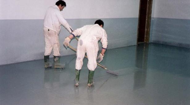 Rehabilitación e impermeabilización de pavimentos