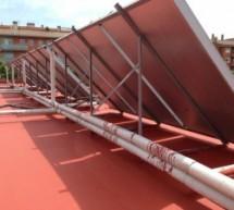 Rehabilitacion e impermeabilización de cubierta transitable en Sant Feliu de Llobregat